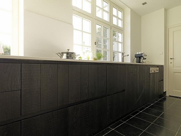 Moderne Massieve Keuken : Massieve keukens...